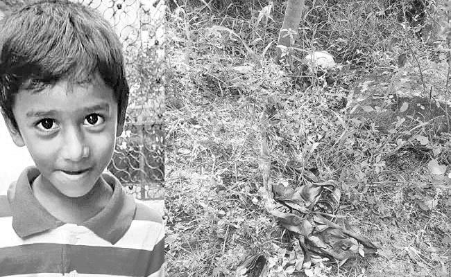 Boy Athiyan Kidnap And Deceased In Shamirpet - Sakshi
