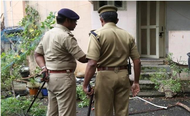 Kerala Woman Taken Away from Girlfriend House by Cops - Sakshi