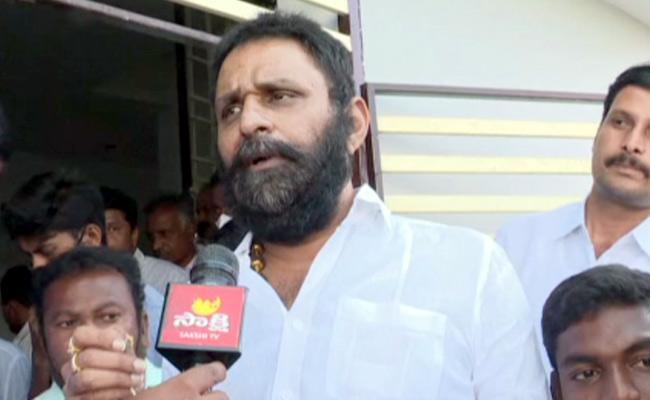Kodali Nani Satirical Comments On Lokesh babu In krishna District - Sakshi