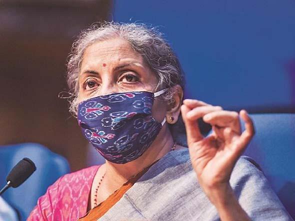 Nirmala Sitharaman Says Visible Signs Of Revival In The Economy - Sakshi