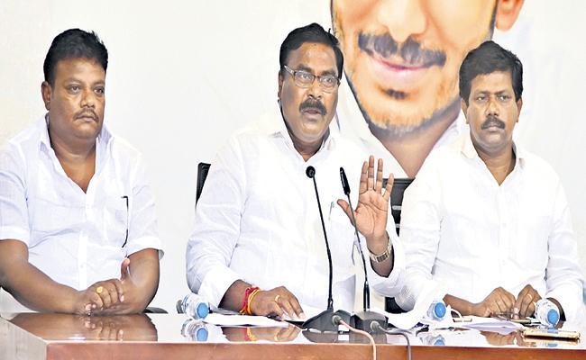 Meruga Nagarjuna Comments About Jagananna Badugu Vikasam - Sakshi