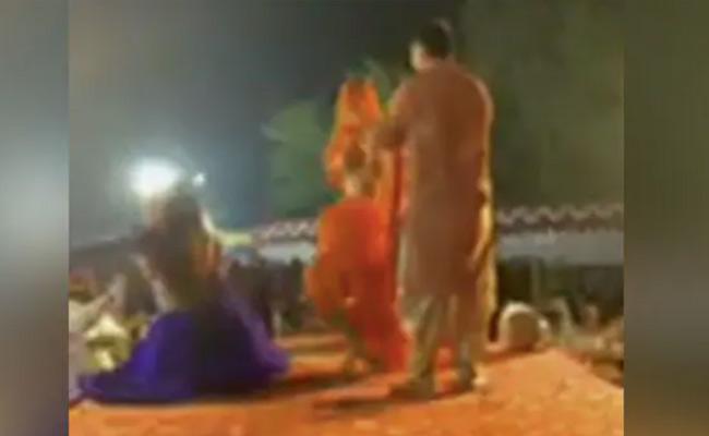 Singer Hurt In Celebratory Firing At BJP Leaders Party - Sakshi