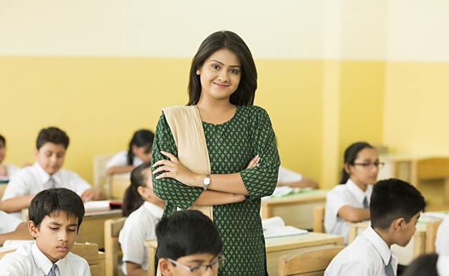 India ranks 6th most positive about teachers in 35country survey - Sakshi