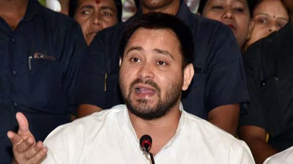 Tejashwi Yadav Says Providing Jobs Would Be His Priority - Sakshi