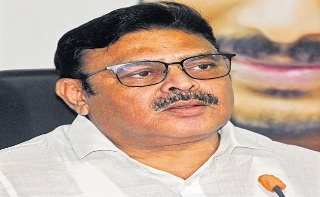 Ambati Rambabu Comments On Nimmagadda Ramesh Kumar - Sakshi