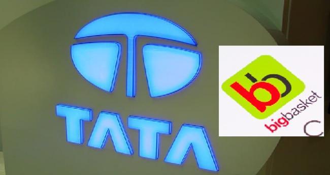 Tata group may buy majority stake in Bigbasket - Sakshi