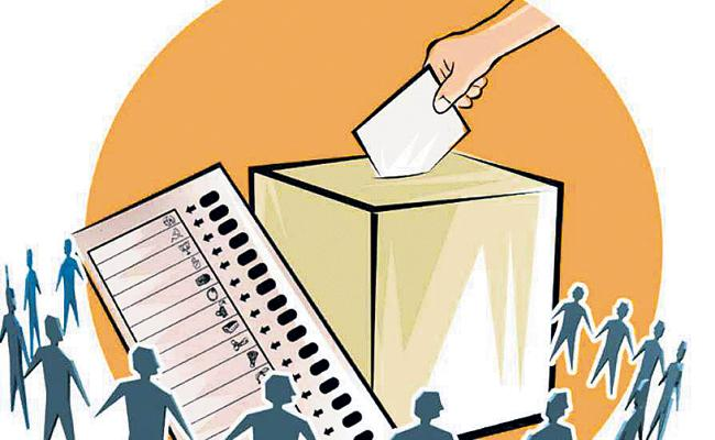 Poll on the conduct of local elections - Sakshi
