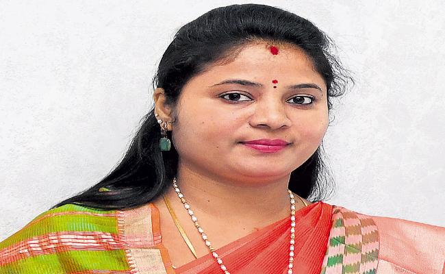 Pushpa Srivani Comments About CM YS Jagan - Sakshi