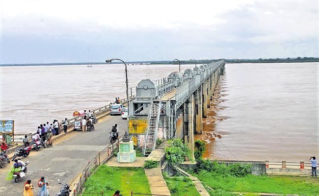 AP proposals on setting up of Godavari Tribunal - Sakshi