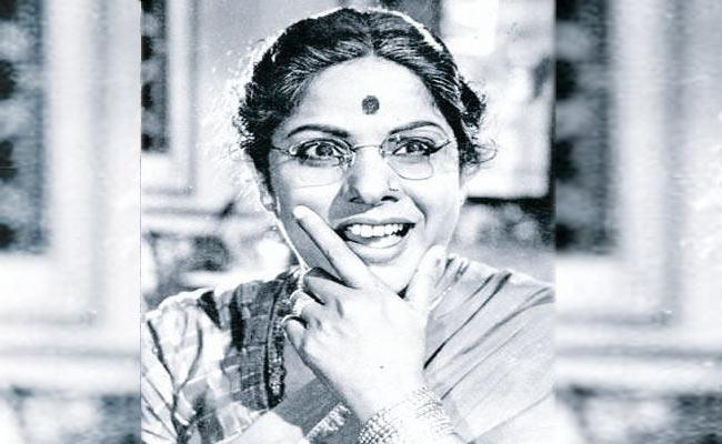 Late Actress Suryakantham 95th Birth Anniversary - Sakshi