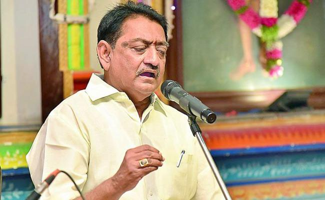 Sai Krishna Yachendra Appointed as SVBC Chairman - Sakshi
