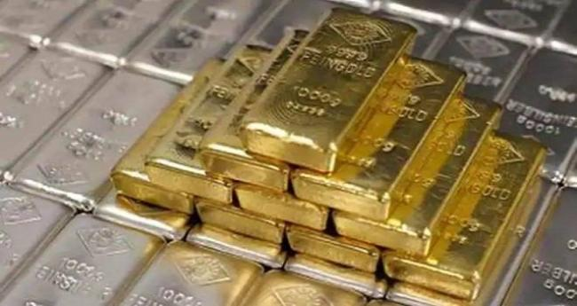 Gold, Silver prices in consolidation mode - Sakshi