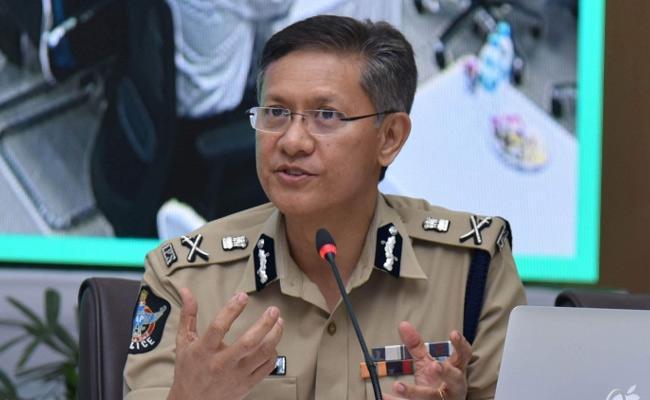 AP Police Scores 48 Awards in SKOCH Award in Various Fields - Sakshi