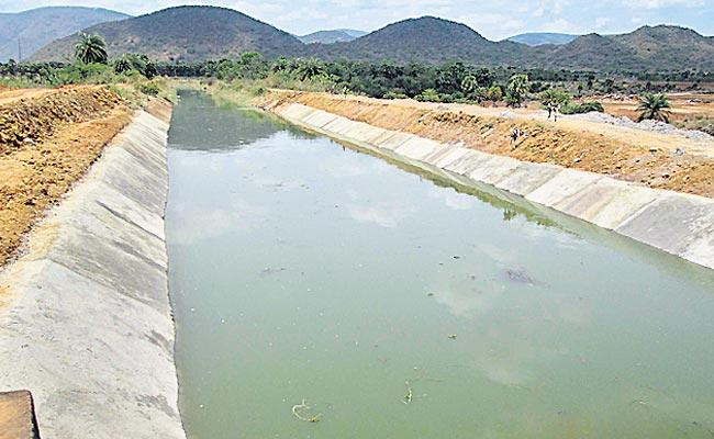 Irrigation Department is Planning To Settle The assets in Telangana - Sakshi