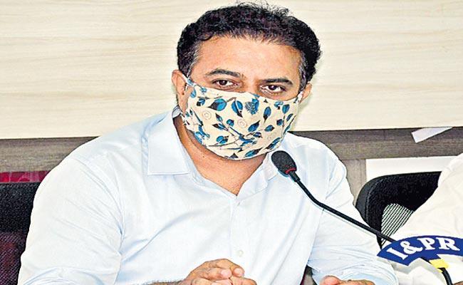 Granules And Laurus Pharma Companies To Invest 700 Crore In Telangana - Sakshi