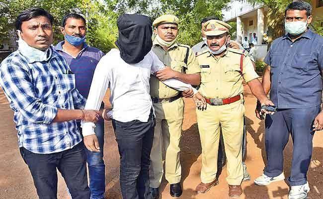 Gorrekunta Case Death Penalty For Sanjay - Sakshi