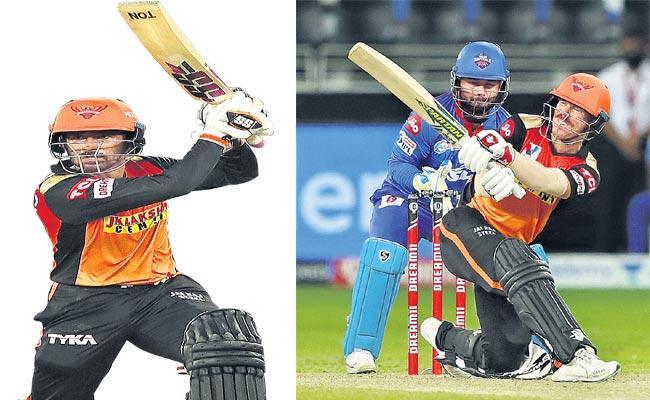 IPL 2020: Sunrisers Hyderabad Beat Delhi Capitals By 88 Runs - Sakshi