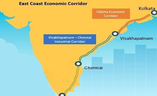 AP Set A Record As The State That Secured Three Industrial Corridors   - Sakshi