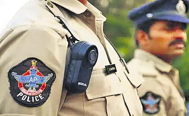 AP police department has achieved another rare record at national level - Sakshi