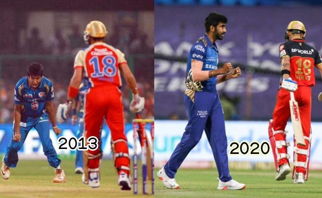 IPL 2020: Jasprit Bumrah Completes 100 IPL Wickets - Sakshi