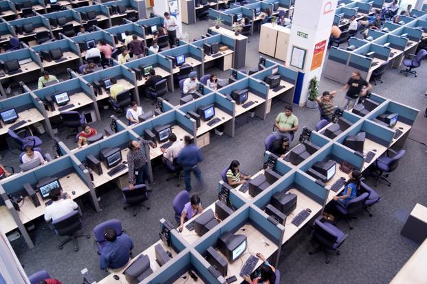 Market ends in red- IT sector sole gainer - Sakshi