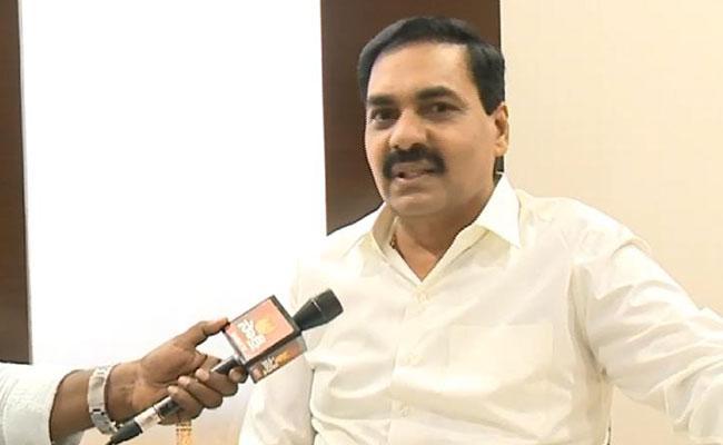 YSRCP MLA Kakani Govardhan Reddy Comments On Somi Reddy - Sakshi