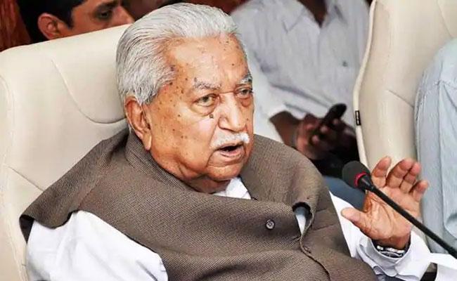 Gujarat Ex CM Keshubhai Patel Passed Away - Sakshi