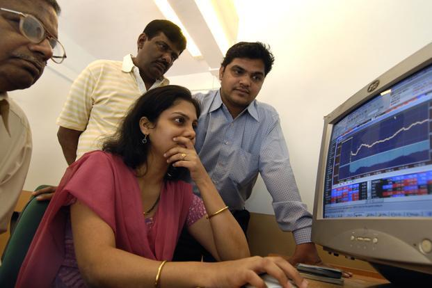Market open in weak note- All sectors in NSE into red - Sakshi