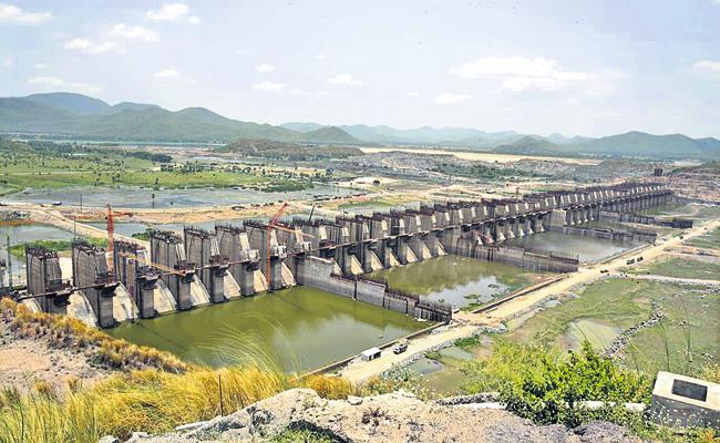 AP Govt actions for recovery of Polavaram funds - Sakshi