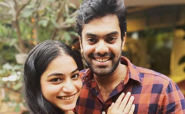 Punrnavi Shares Youtuber Raghunandhan Photo, Netizens Surprised - Sakshi