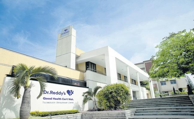 Dr Reddys Labs Q2 profit falls 30percent to Rs 762 crore - Sakshi