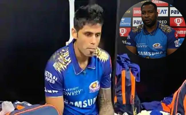 Suryakumar Yadav May Dissoppinted After Knockout Innings Against RCB - Sakshi