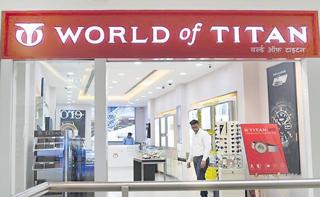 Titan net profit falls 38percent to Rs 199 crore in September quarter - Sakshi