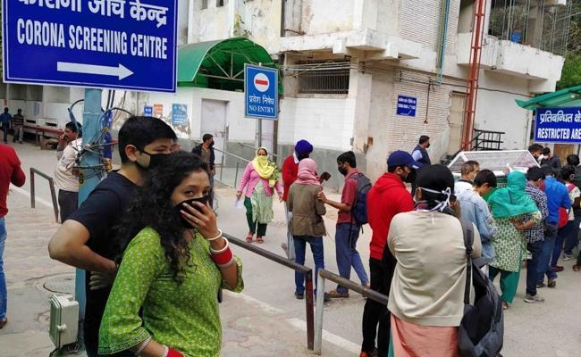Coronavirus Third wave in Delhi? Possible, Says Health Minister - Sakshi