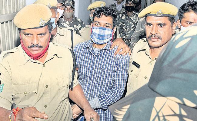 Gorrekunta Case Death Sentence To Culprit Sanjay In Warangal - Sakshi