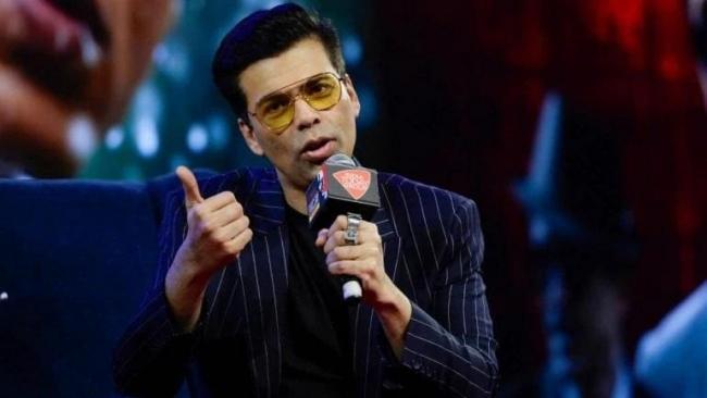 Goa Minister Raps Karan Johar after Dharma Productions Littering - Sakshi