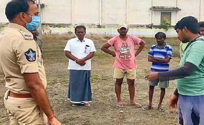 Nandyala Police Solves YSRCP Leader Assassinated Case - Sakshi
