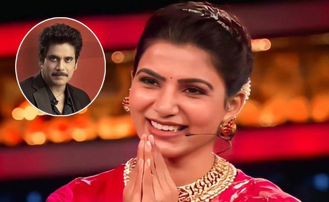Bigg Boss 4 Telugu: Samantha Shares Note On Hosting This Show - Sakshi