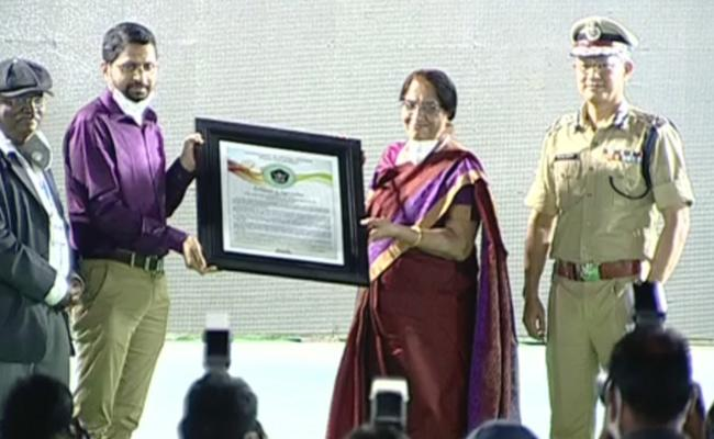 AP Police Department Has Won 18 Awards At The National Level - Sakshi