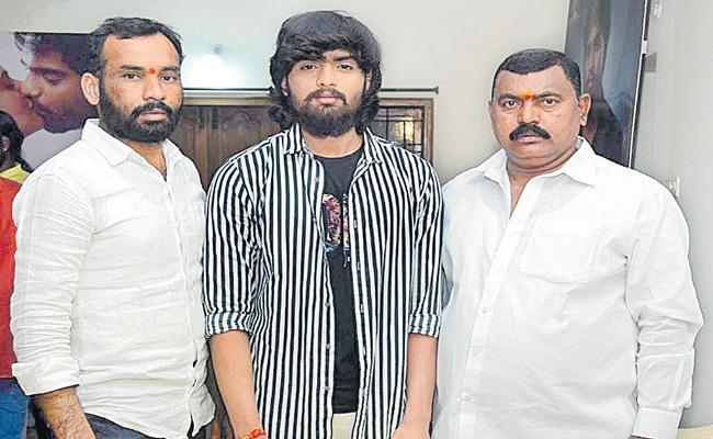 Samajam Movie Launched In Koundinya Productions - Sakshi