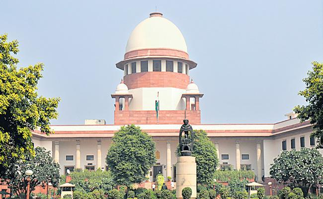 SC Issues Stay On Death Penalty Of Accused Removed Woman Organs - Sakshi