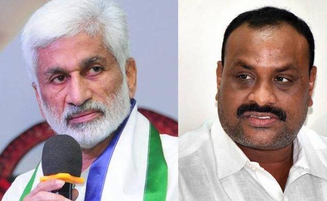 Vijayasai Reddy Tweet On Atchannaidu - Sakshi