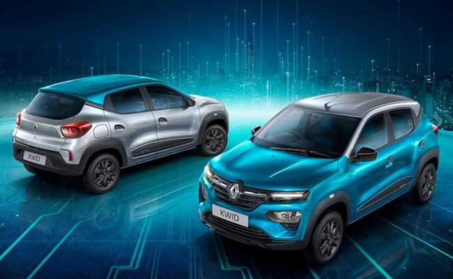 Renault launches Kwid Neotech edition - Sakshi