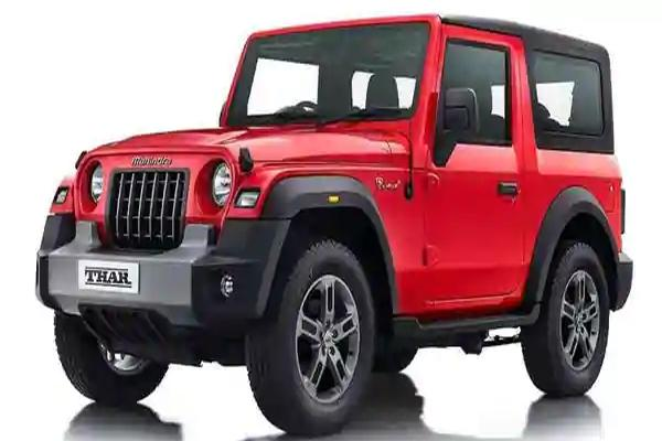 Mahindra Thar 2020 launched in India  - Sakshi