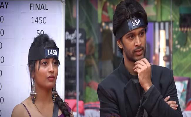 Bigg Boss 4 Telugu: Nagarjuna Slams Harika, Abhijeet Over English Talking - Sakshi