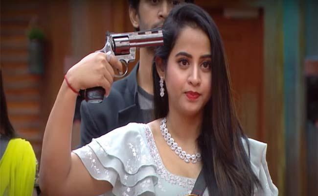 Bigg Boss 4 Telugu: Swathi Dixit Going To Eliminate - Sakshi