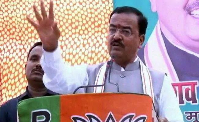 UP Deputy CM Keshav Prasad Maurya Tests Corona Positive - Sakshi