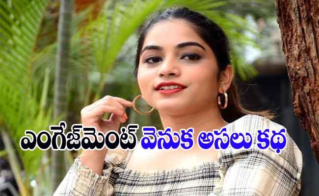 Punarnavi Bhupalam Reveals She Acting In Commit Mental Web Series - Sakshi