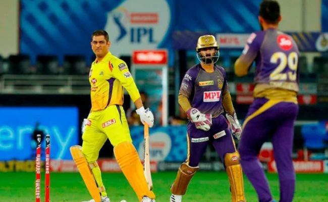 IPL2020 Varun Chakravarthy takes tips from MS Dhoni - Sakshi