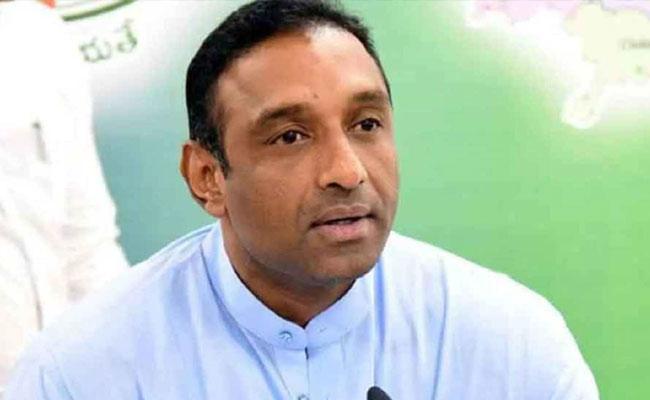 Mekapati Goutham Reddy Has Invited to Global Virtual Summit 2021 - Sakshi